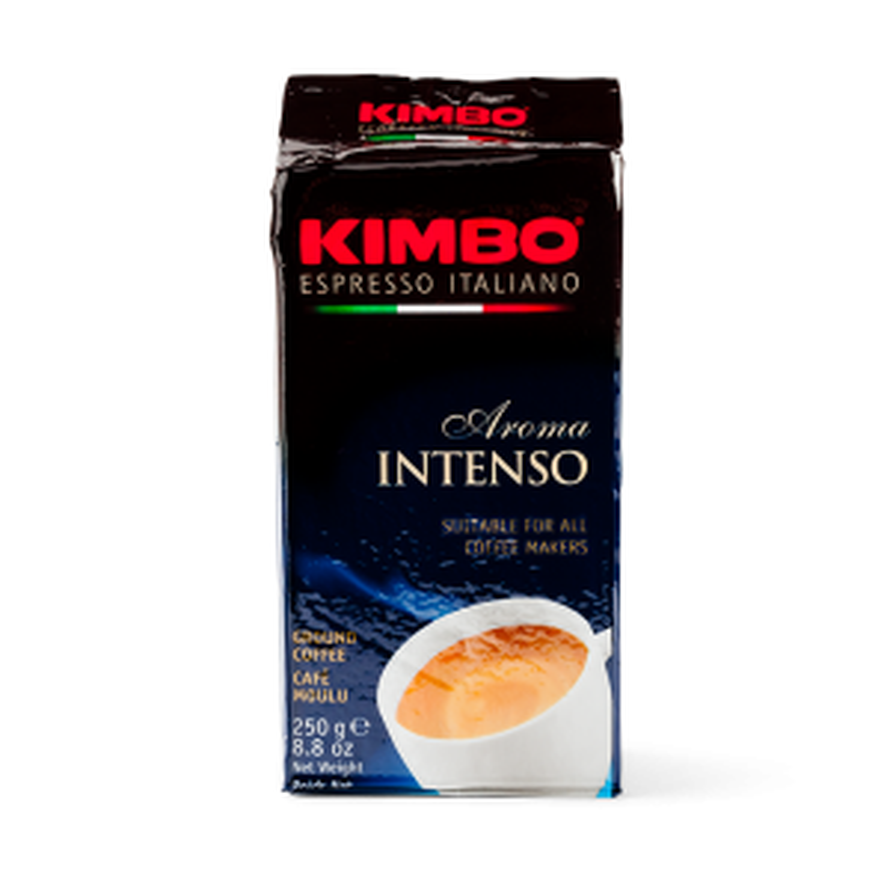 Kimbo Intenso - Ground