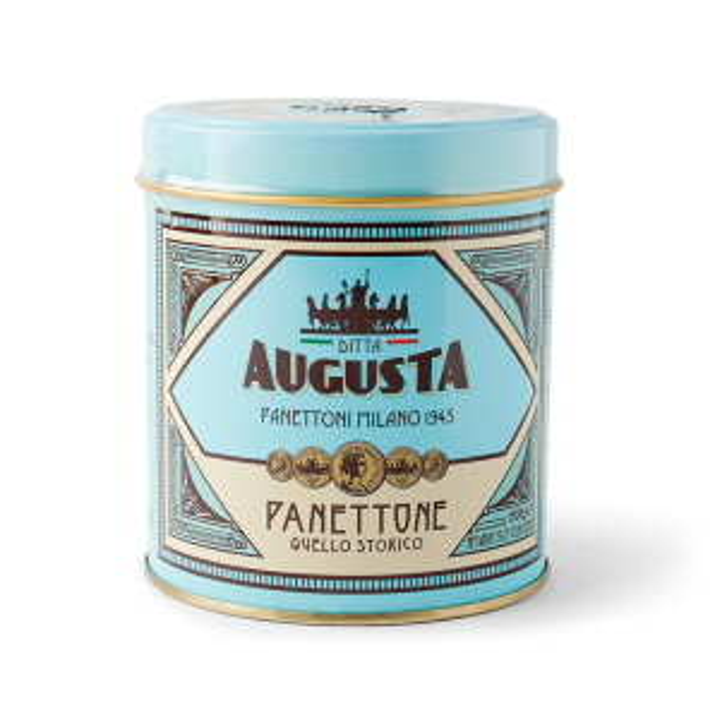 Augusta Panettone Classico Tin