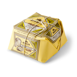 Augusta Panettone Limoncello Hand Wrapped