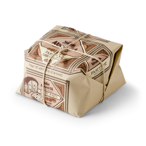 Augusta Panettone Marron Glace Hand Wrapped