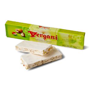 Vergani Almond & Hazelnut Soft Nougat