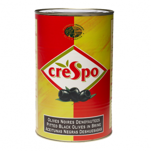 Crespo Pitted Black Olives