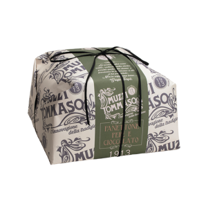 Tommaso Muzzi Panettone Pear & Chocolate (Hand Wrapped)