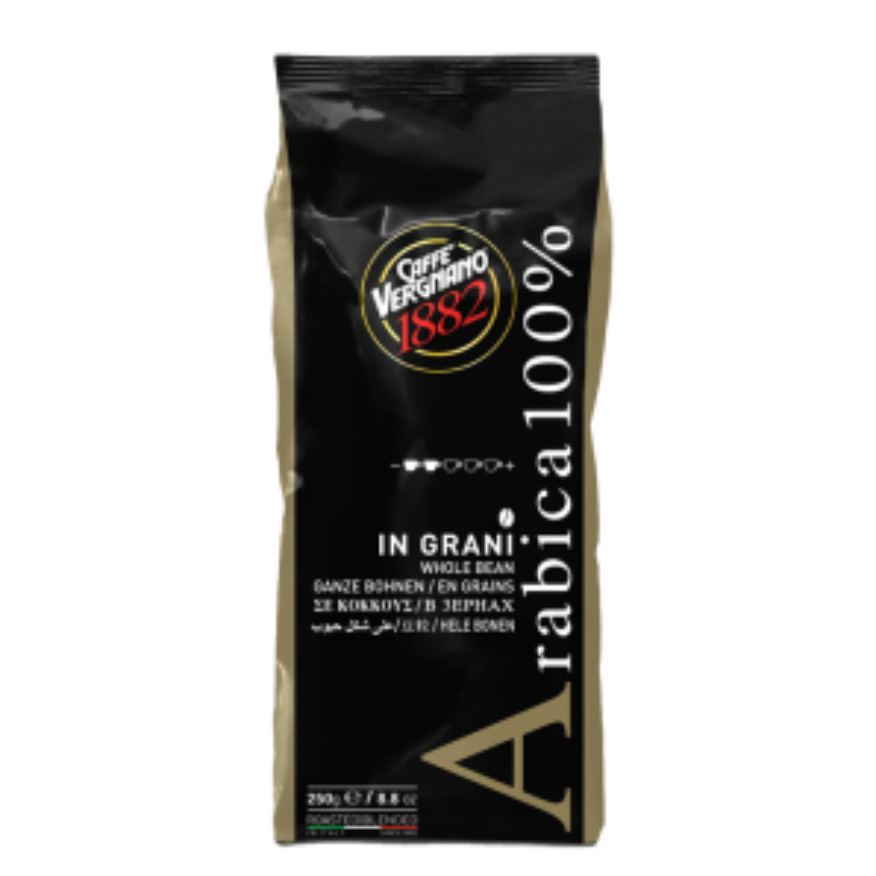 Vergnano Coffee Beans 100% Arabica