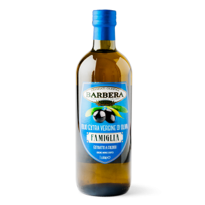 Barbera Famiglia E Virgin Olive Oil 1Lt Bottle