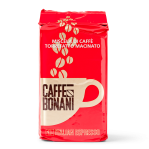 Bonani Ground Coffee Rosso