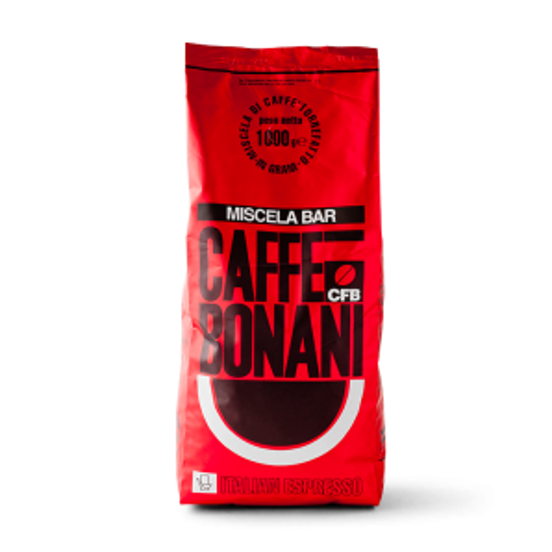 Bonani Coffee Beans Rosso