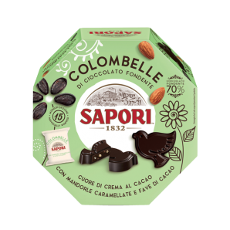 Sapori Praline Chocolate & Almond Colombelle