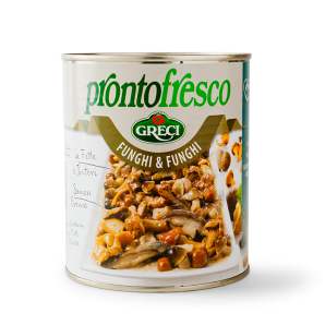 Greci Funghi & Funghi * Now in cases of 6x800g *