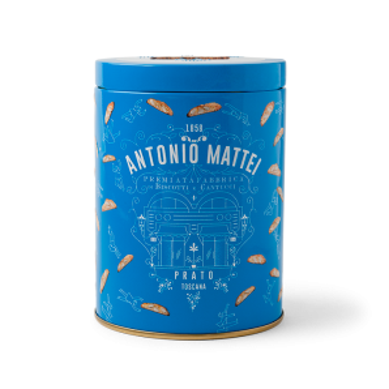Antonio Mattei Cantucci Small Tin