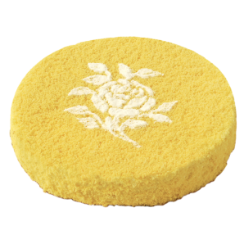 Dolce Tuscia Gluten Free Mimosa Cake with  Zabaione (Whole)