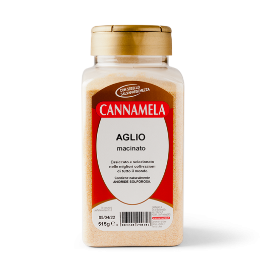 Cannamela Garlic Powder