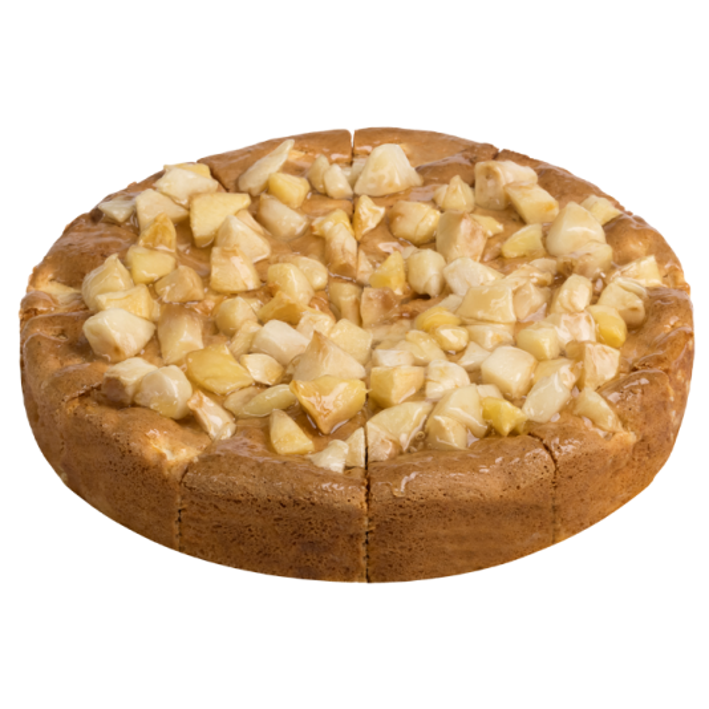 Dolce Tuscia Vegan Gluten Free Apple & Cinnamon Cake (Pre Cut)