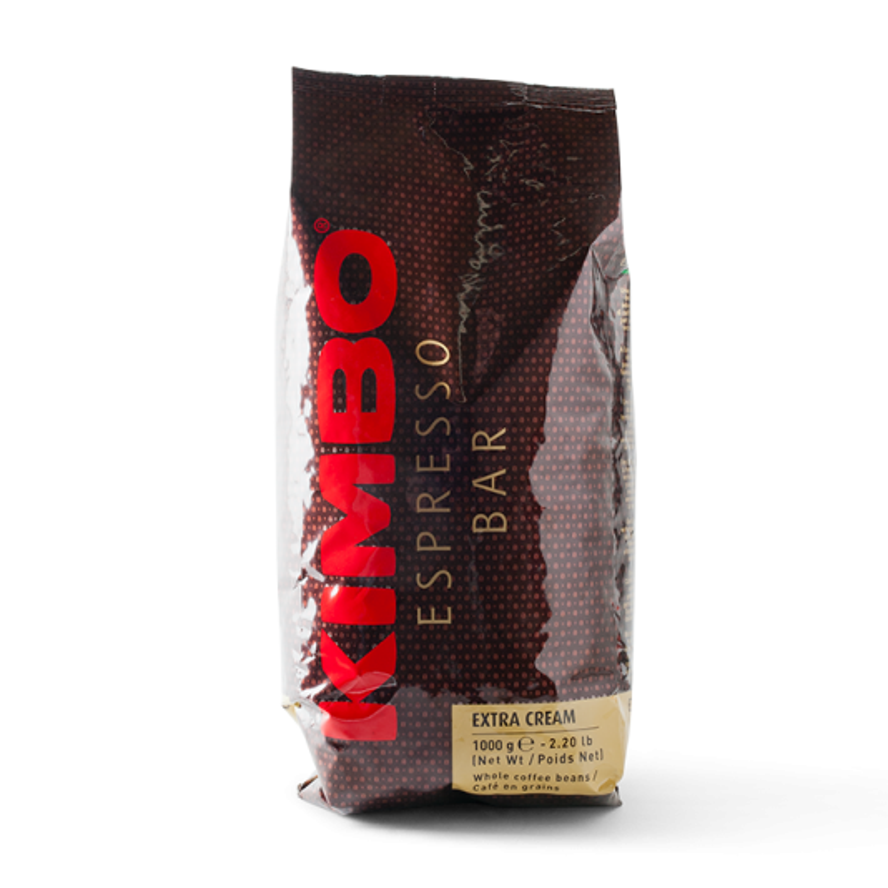 Kimbo Extra Cream - Beans