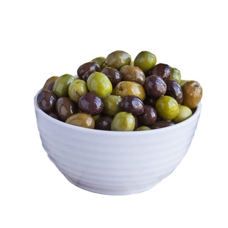 Italian Whole Mixed Olives Tub 5.5Kg