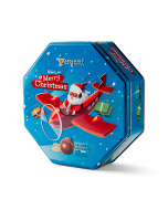Vergani Santa Claus Tin