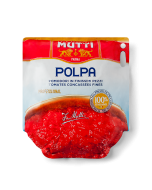 Mutti Finely Chopped Tomtoes - Pouch